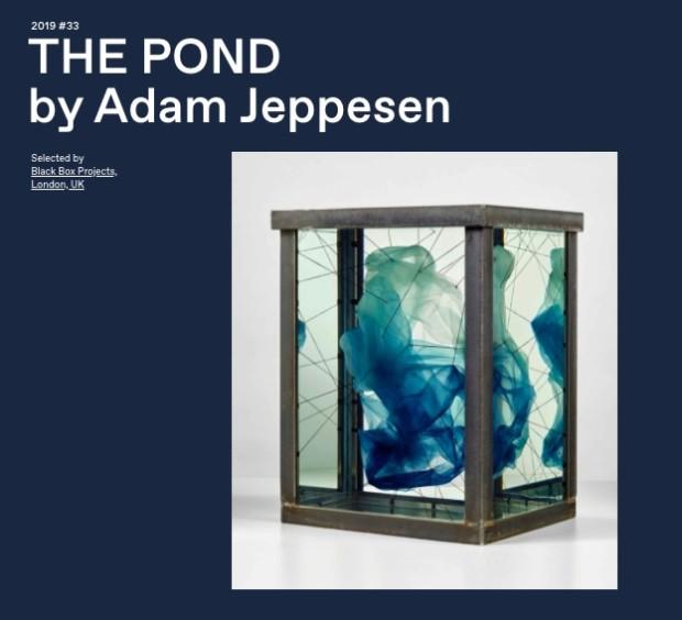 Adam Jeppesen - Unseen Platform