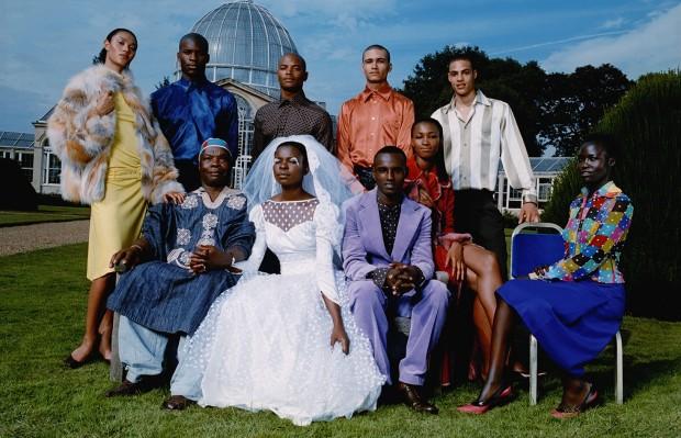 Jean-Baptiste Mondino, Just Married in London, 2005