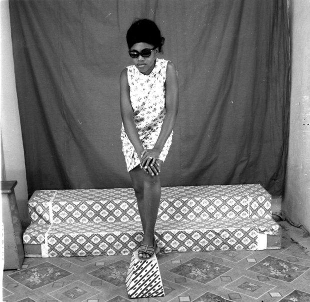 Malick Sidibé, MS LALLA, Juin 1969 / 2007