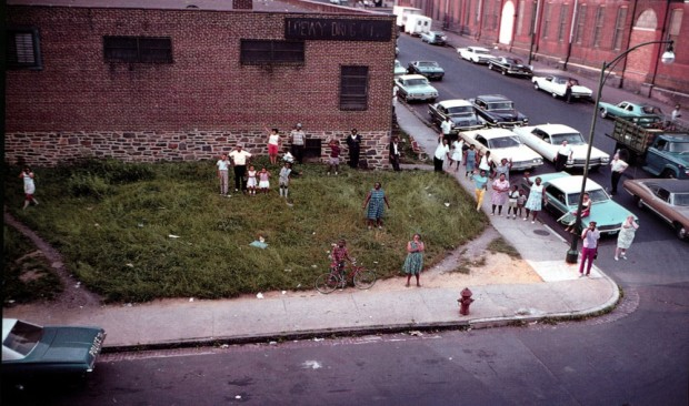 Paul Fusco, RFK Funeral Train #2603, 1968