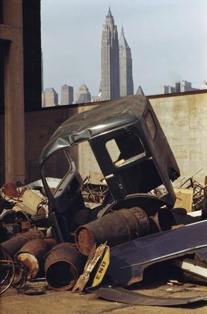 Ernst Haas, Brooklyn, 1952