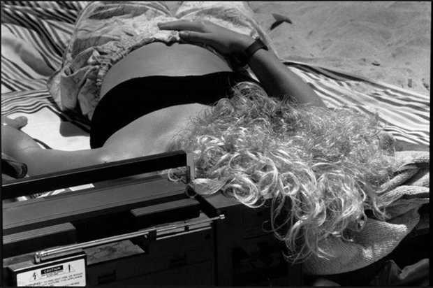 Joseph Szabo, Blonde Caution, 1983