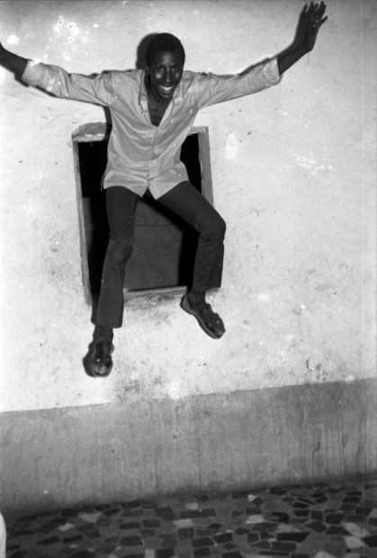 Malick Sidibé, Je viens du ciel! Les jeunes sympathiques, 1968 / 2001