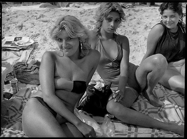 Joseph Szabo, Three Sisters, 1983