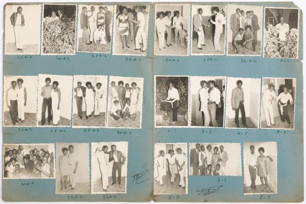 Malick Sidibé, Arrosage Kassim Dembéle 23-9-70, 1970