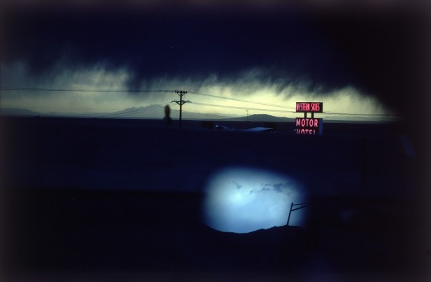 Ernst Haas, Western Skies Motel, Colorado, 1978