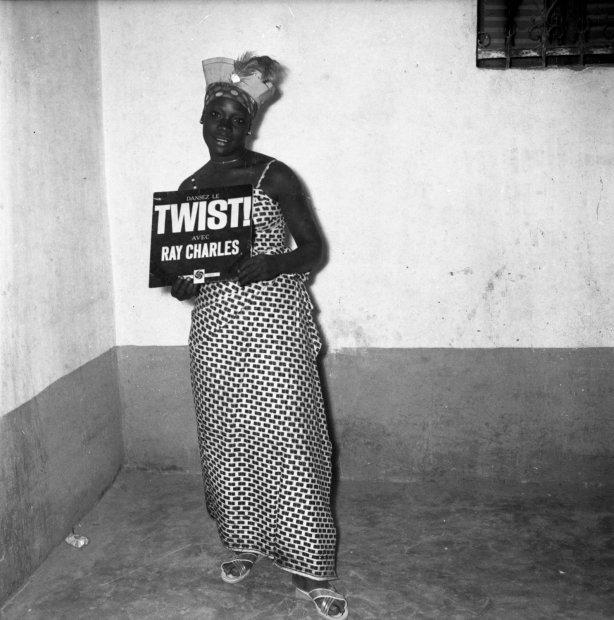 Malick Sidibé, Twist avec Ray Charles, 1969 / 1998
