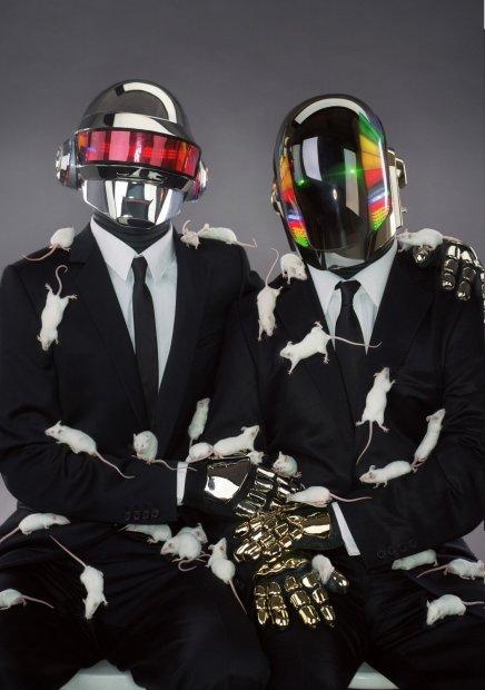 Jean-Baptiste Mondino, Daft Punk, 2005