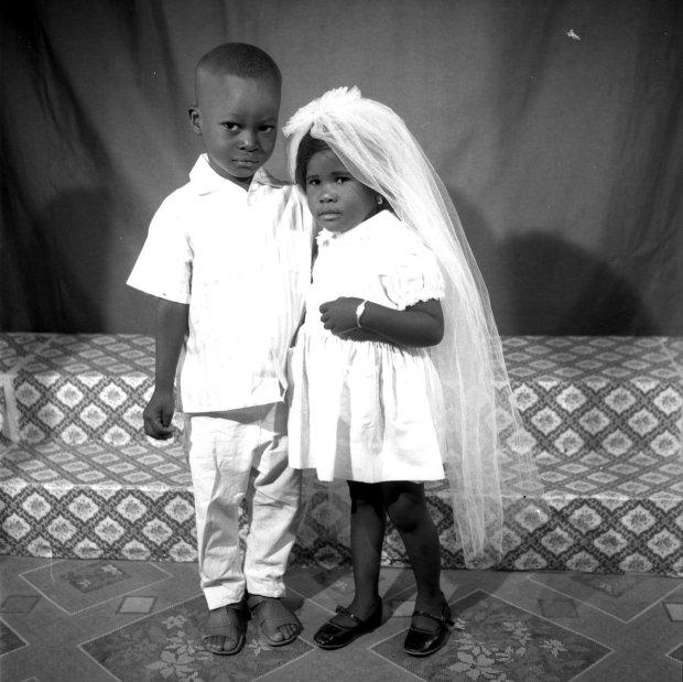 Malick Sidibé, Les futur d'amoureux, 1967 / 2008