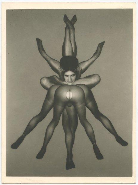 Pierre Molinier, Méditation vampirique, circa 1967