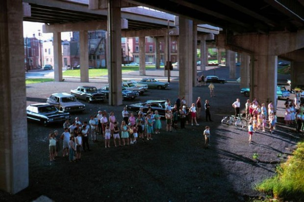 Paul Fusco, RFK Funeral Train #2604, 1968