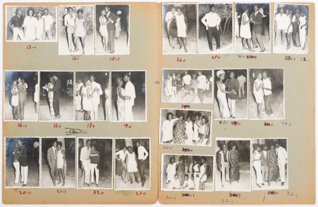 Malick Sidibé, Cours Bouyaguy 16-2-70, 1970