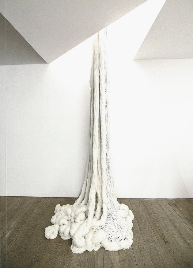 Sheila Hicks , Indeed