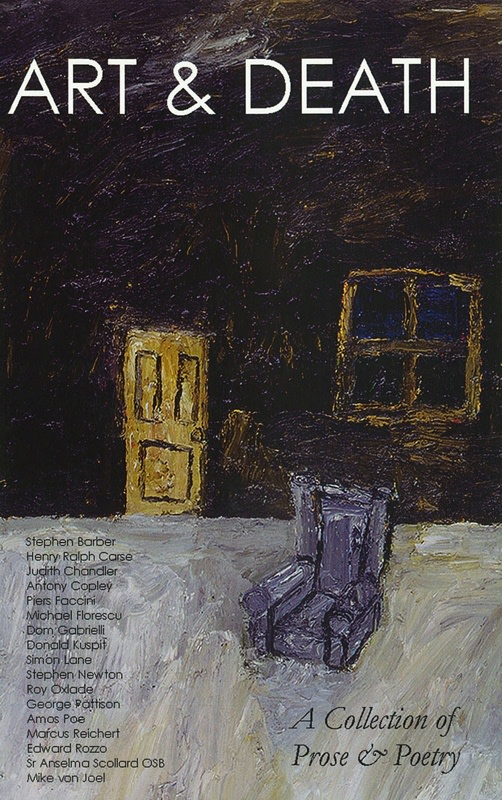 Roy Oxlade, Art & Death: A Collection of Prose and Poetry