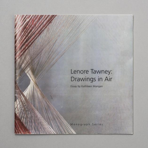 Lenore Tawney Drawings in Air
