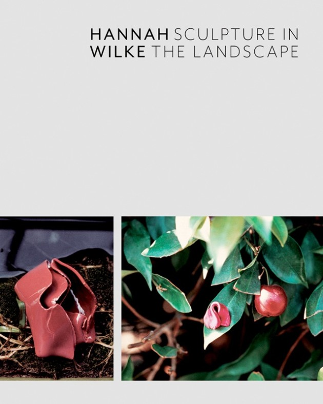 Hannah Wilke, Sculpture in the Landscape, Hannah Wilke Collection & Archive, Los Angeles. Copyright Scharlatt/Licensed by VAGA at ARS, NY