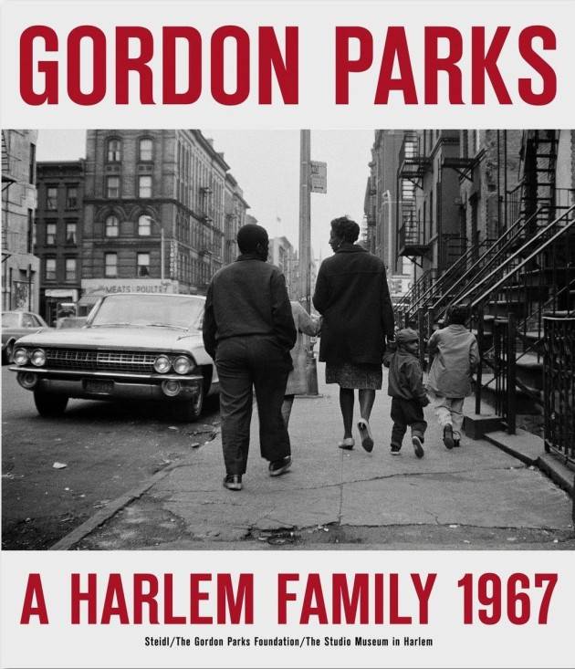 Gordon Parks, A Harlem Family 1967
