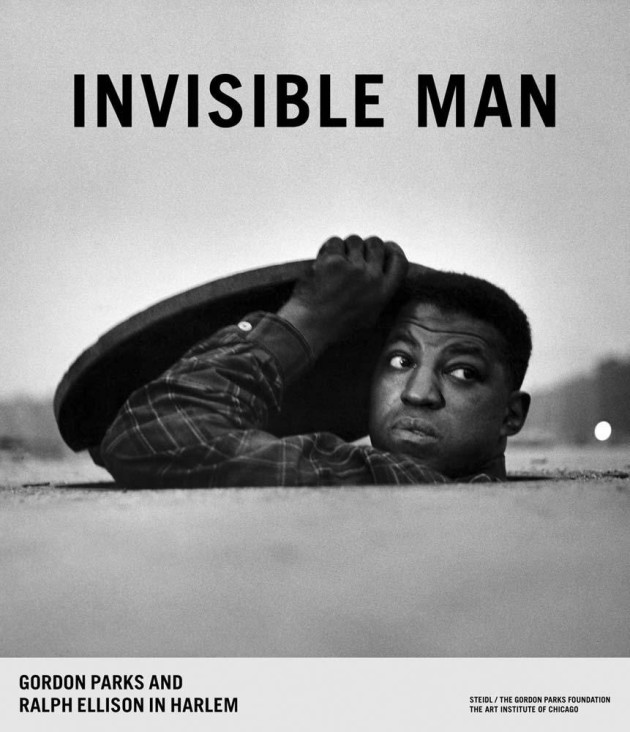 Invisible Man, Gordon Parks and Ralph Ellison in Harlem