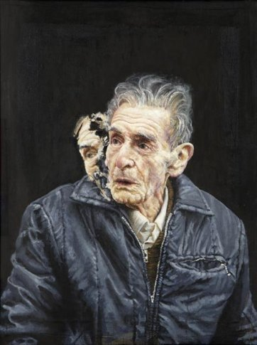 <span class=&#34;artist&#34;><strong>Clare Shenstone</strong></span>, <span class=&#34;title&#34;><em>Speaker With His 3rd Eye</em>, 2004-5</span>