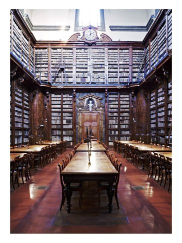 <span class=&#34;artist&#34;><strong>Candida Höfer</strong></span>, <span class=&#34;title&#34;><em>Biblioteca Marucelliana Firenze I 2008</em></span>
