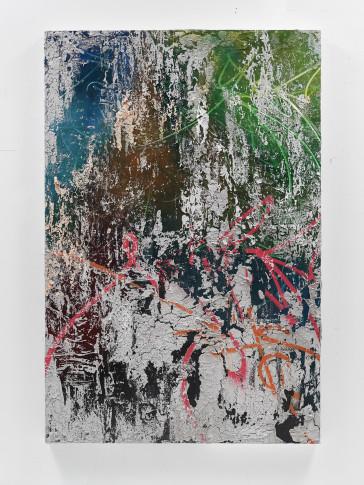 "<span class=""artist""><strong>José Parlá</strong></span>, <span class=""title""><em>Urban Subconscious</em>, 2018</span>"