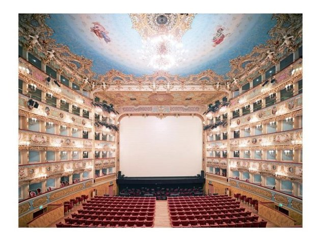 "<span class=""artist""><strong>Candida Höfer</strong></span>, <span class=""title""><em>Teatro La Fenice Di Venezia II 2011</em></span>"