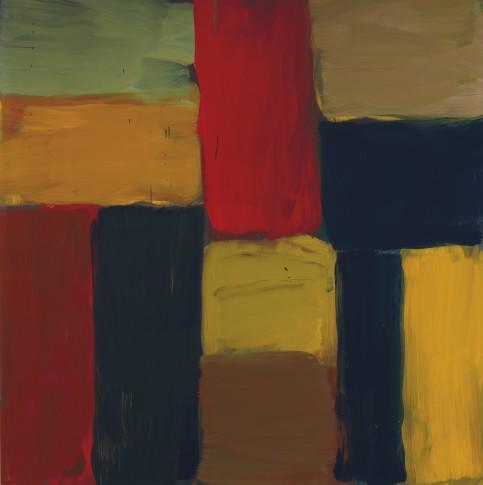 "<span class=""artist""><strong>Sean Scully</strong></span>, <span class=""title""><em>Wall of Light Fez</em>, 2015</span>"