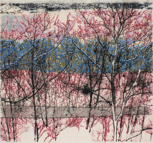 <span class=&#34;artist&#34;><strong>Ena Swansea</strong></span>, <span class=&#34;title&#34;><em>Hudson River</em>, 2018</span>