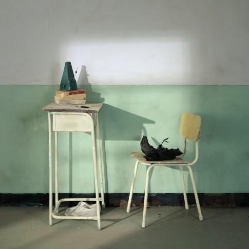 "<span class=""artist""><strong>Chen Wei</strong></span>, <span class=""title""><em>Method of Slumber</em>, 2009</span>"