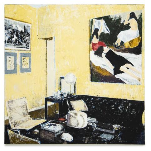 "<span class=""artist""><strong>Enoc Perez</strong></span>, <span class=""title""><em>Palazzo Mengarini, via Ventiquattro Maggio Residence of Gianni and Marella Agnelli, Rome</em>, 2019</span>"