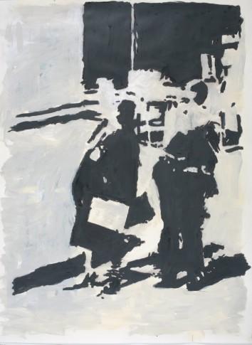<span class=&#34;artist&#34;><strong>Heribert C. Ottersbach</strong></span>, <span class=&#34;title&#34;><em>Ausstellungsbesucher</em>, 2010</span>