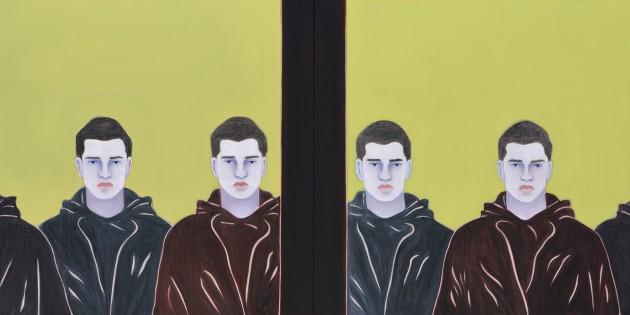 <span class=&#34;artist&#34;><strong>Djamel Tatah</strong></span>, <span class=&#34;title&#34;>Untitled, 2014</span>