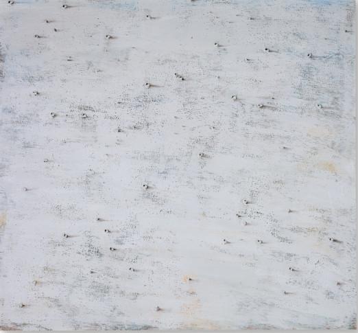 """<span class=""""artist""""><strong>Miquel Barceló</strong></span>, <span class=""""title""""><em>Douentza</em>, 2004</span>"""