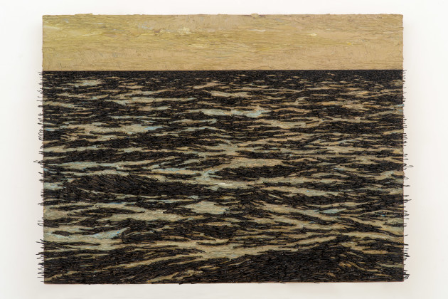 "<span class=""artist""><strong>Yoan Capote</strong></span>, <span class=""title""><em>Isla (Refugio)</em>, 2018</span>"