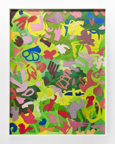 <span class=&#34;artist&#34;><strong>Vik Muniz</strong></span>, <span class=&#34;title&#34;><em>Microbe (Handmade)</em>, 2019</span>