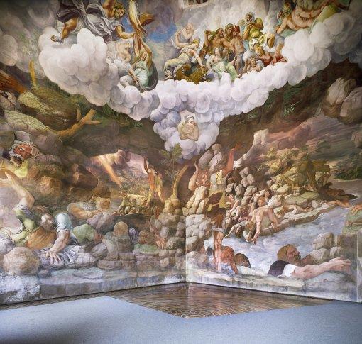 <span class=&#34;artist&#34;><strong>Candida Höfer</strong></span>, <span class=&#34;title&#34;><em>Museo Civico di Palazzo Te Mantova IV 2010</em></span>