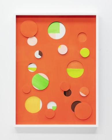 <span class=&#34;artist&#34;><strong>Vik Muniz</strong></span>, <span class=&#34;title&#34;><em>Maru (Handmade)</em>, 2019</span>