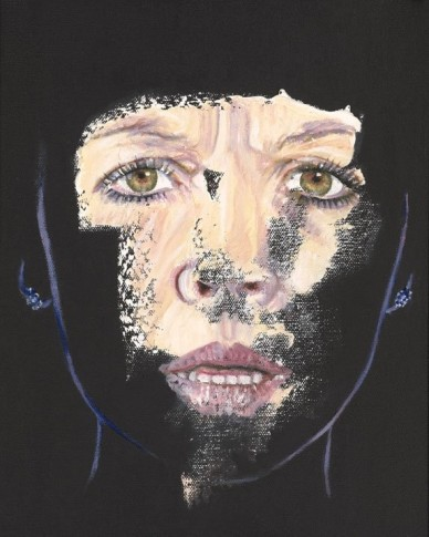 <span class=&#34;artist&#34;><strong>Clare Shenstone</strong></span>, <span class=&#34;title&#34;><em>Close-Up Mask</em>, 2007</span>