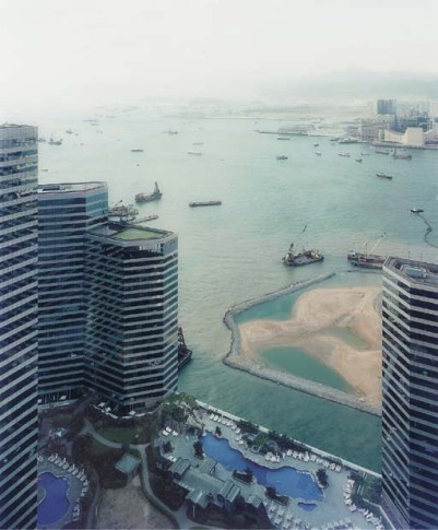 <span class=&#34;artist&#34;><strong>Andreas Gursky</strong></span>, <span class=&#34;title&#34;><em>Hong Kong Port</em>, 1994</span>