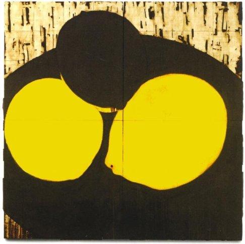 <span class=&#34;artist&#34;><strong>Donald Sultan</strong></span>, <span class=&#34;title&#34;><em>Four Lemons Nov 21 1984</em>, 1984</span>