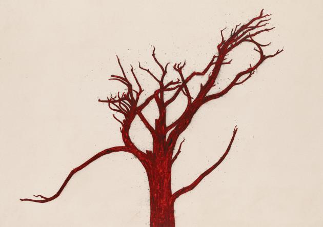 <span class=&#34;artist&#34;><strong>Tony Bevan</strong></span>, <span class=&#34;title&#34;><em>Tree No. 20 (PC187)</em>, 2018</span>