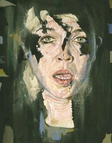 <span class=&#34;artist&#34;><strong>Clare Shenstone</strong></span>, <span class=&#34;title&#34;><em>Green Head</em>, 2007</span>