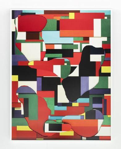 <span class=&#34;artist&#34;><strong>Vik Muniz</strong></span>, <span class=&#34;title&#34;><em>Glitch (Handmade)</em>, 2019</span>