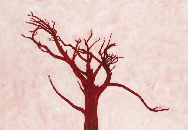 <span class=&#34;artist&#34;><strong>Tony Bevan</strong></span>, <span class=&#34;title&#34;><em>Tree No. 21 (PC188)</em>, 2018</span>