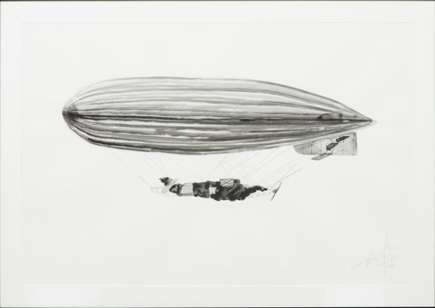 <span class=&#34;artist&#34;><strong>Ye Linghan</strong></span>, <span class=&#34;title&#34;><em>Experimental Flying Object</em>, 2010</span>