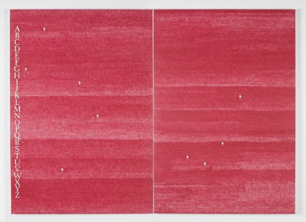 """<span class=""""artist""""><strong>Gavin Turk</strong></span>, <span class=""""title""""><em>Gavin Turk (Red Biro)</em>, 2012</span>"""