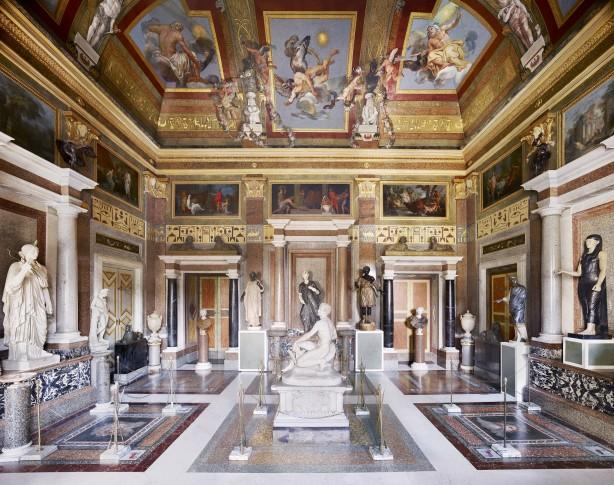 <span class=&#34;artist&#34;><strong>Candida Höfer</strong></span>, <span class=&#34;title&#34;><em>Villa Borghese Roma I 2012</em></span>