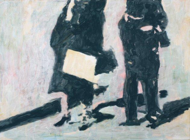 <span class=&#34;artist&#34;><strong>Heribert C. Ottersbach</strong></span>, <span class=&#34;title&#34;><em>Beobachtung 2</em>, 2010</span>