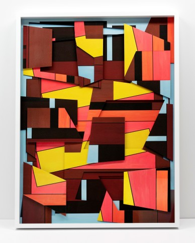<span class=&#34;artist&#34;><strong>Vik Muniz</strong></span>, <span class=&#34;title&#34;><em>Brut (Handmade)</em>, 2019</span>
