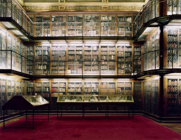 <span class=&#34;artist&#34;><strong>Candida Höfer</strong></span>, <span class=&#34;title&#34;><em>Pierpont Morgan Library New York IV</em>, 2001</span>